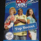 Disney Cory in the House TOP SECRET Book 2 First Edition 2007 Paperback BRAND NEW