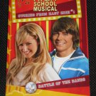 Battle of the Bands High School Musical Stories from East High Book 1 by N B Grace (2007, Paperback)