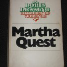 Martha Quest Children of Violence  by Doris Lessing (1970 Paperback)