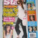 STAR MAGAZINE November 2004 Mary Kate Olsen Angelina Jolie Gwen Stefani Farrah Fawcett