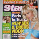 STAR MAGAZINE October 2004 Paris Hilton Britney Spears Reese Witherspoon