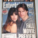 ENTERTAINMENT WEEKLY Magazine 2001 Special Double Issue 610 611 Tom Cruise Penelope Cruz