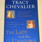 The Lady and the Unicorn by Tracy Chevalier (2005, Paperback)