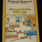 Richard Scarry's Storybooks HUMPERDINKS BUSY DAY Childrens Hardcover Book