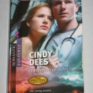 Cindy Dees Dr. Colton's High-Stakes Fiancee Coltons Montana Romantic Suspense Silhouette Book 1628
