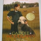 Caddie Woodlawn by Carol Ryrie Brink NEWBERY MEDAL AWARD Book