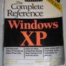 Windows XP The Complete Reference Computer Book John Levine Margaret Levine Young Osborne