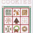 CHRISTMAS COOKIES Holiday Cookbook by Oxmoor House - Brand New