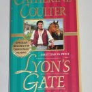 Lyon's Gate Bride Series Historical Romance by Catherine Coulter (2005, Paperback) NEW