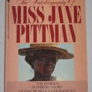 Autobiography of Miss Jane Pittman by Ernest J. Gaines (1972, Paperback)