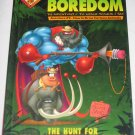 How to Draw Cartoon Animals Battle Against Boredom Adventures of Horned Avenger & BLT Book