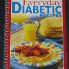 Everyday Diabetic Recipes Cookbook Favorite All Time Recipes From Better Care Kitchen Spiral-Bound