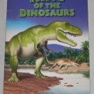 King of the Dinosaurs Tyrannosaurus Rex T.Rex by Dennis Schatz (2005 Scholastic Softcover)