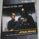 Star Wars Return of the Jedi 1997 Softcover Book by Walt Disney Records