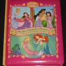 Disney My Best Friend Is a Princess A Princess Friendship Treasury Padded Board Book First Edition