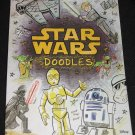 Star Wars Doodles Doodle Art Drawing Book by Zach Giallongo (2015, Paperback) NEW