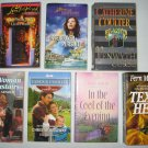 Lot of 7 Harlequin Romance Historical Love Inspired Suspense Catherine Coulter, Fern Michaels +
