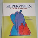 Supervision Guide to Practice 6th Edition Jon Wiles Joseph Bondi Hardcover Pearson Prentice Hall
