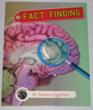 Connectors: Fact Finding by Nelson Eggleton Pacific Learning Homeschool Book NEW