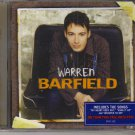 Warren Barfield Music CD
