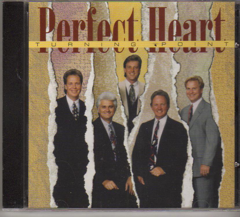 Perfect Heart Turning Point Music CD