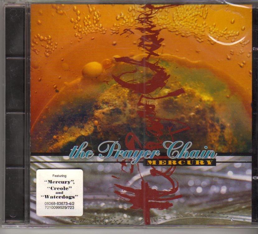 The Prayer Chain Mercury Music CD