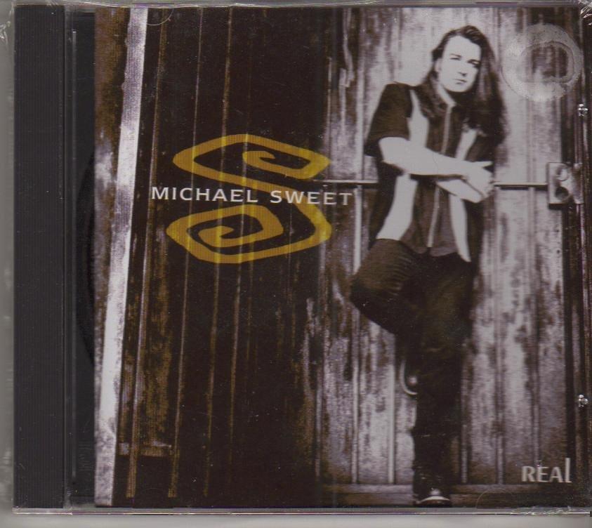 Michael Sweet Real Music CD