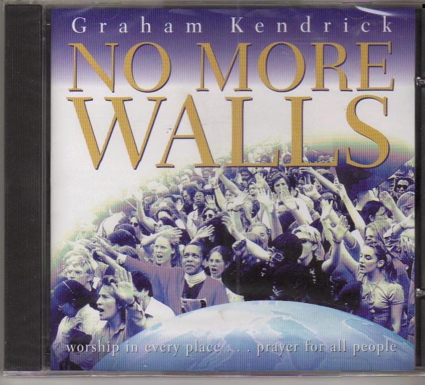 Graham Kendrick No More Walls Music CD