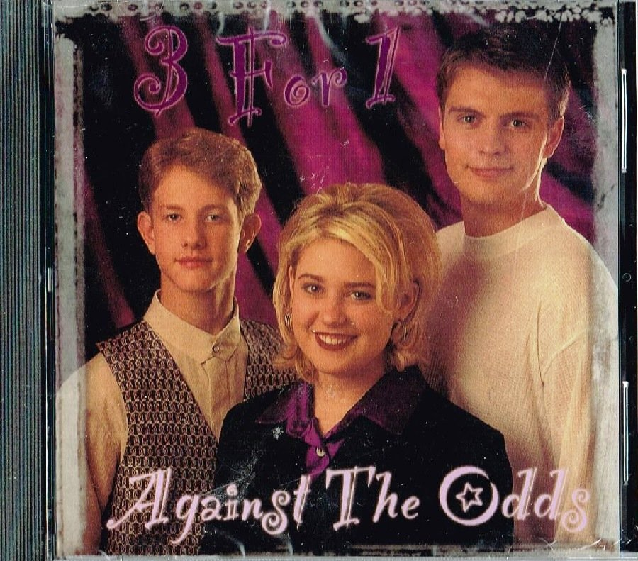 3 For 1 Against the Odds Music CD