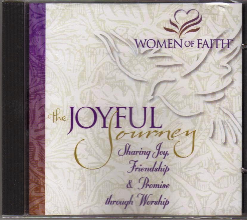 Women of Faith The Joyful Journey Music CD