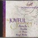 Women of Faith The Joyful Journey Music CD
