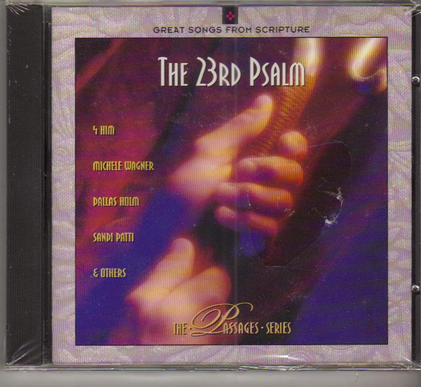 Passage Series, The 23rd Psalm, Music CD
