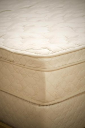 "10"" Organic California King Deluxe Pillowtop Mattress - Sagittarius"