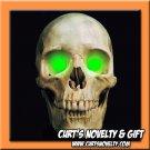 Scary Green LED Halloween Eye Eyes Set Haunted House Prop