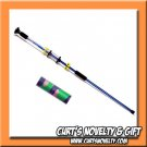 "36"" .40 Cal Ninja Camouflage Blowgun Hunting Outdoor Indoor Target Blow Gun"