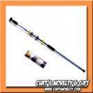 """36"""" .40 Cal Ninja Urban Camouflage Blowgun Hunting Outdoor Indoor Target Blow Gun"""