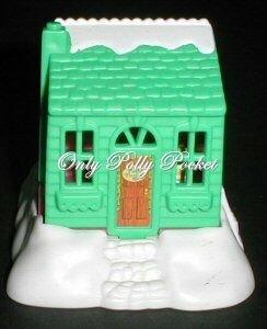 1995 Vintage Polly Pocket McDonald's Chalet Bluebird Toys
