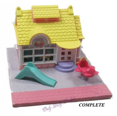1993 Vintage Polly Pocket Toy Shop Bluebird Toys (35848)
