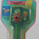 1992 Vintage Polly Pocket Polly's Ladybird Pen Pal Bluebird Toys (38069)
