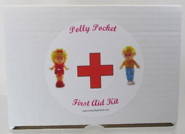 Polly Pocket First Aid Kit Restore Repair Your Polly Pockets