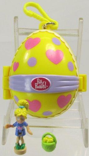 2001 Polly Pocket Easter Egg Treats Bluebird Toys (38694)