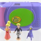 1998 Vintage Polly Pocket Camera Fun Bluebird Toys (34030)