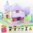 1995 Vintage Polly Pocket Mfr Disney Minnie Surprise Party Bluebird Toys (37320