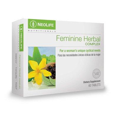 Feminine Herbal Complex, 60 tablets ( 3615 )
