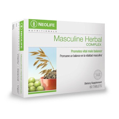 Masculine Herbal Complex, 60 tablets ( 3625 )