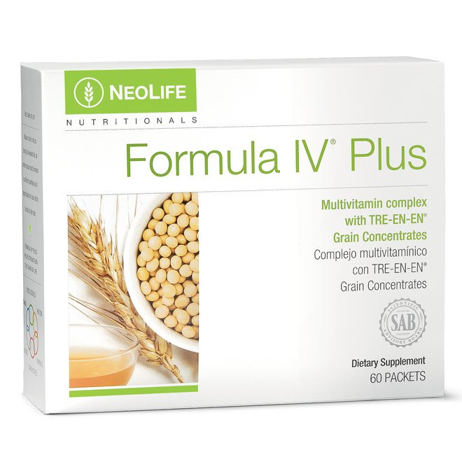 Formula IV Plus, 60 packets, Iron Free ( 3105 )
