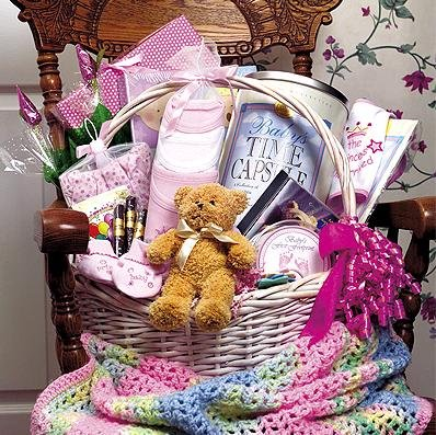 Baby Bountiful Deluxe -  BB045G (Girl)