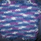 Baby Homemade Hand Crocheted Security Blanket