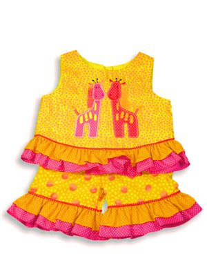 2T GIRAFFE CAPRI SET BY PICTURE ME
