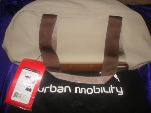 Puma Urban mobility small cargo bag Msrp $220